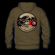 Pullover & Hoodies ~ Männer Premium Kapuzenpullover ~ CHROMELESS // V2 CHOPPER VOL.2