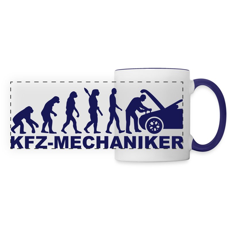 kfz mechaniker tasse spreadshirt. Black Bedroom Furniture Sets. Home Design Ideas