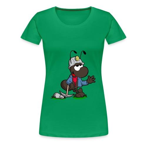 Anton - Frauen - Frauen Premium T-Shirt