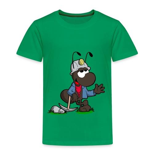 Anton - Kinder - Kinder Premium T-Shirt