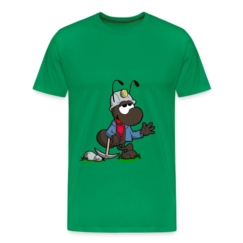 Anton - Männer - Männer Premium T-Shirt