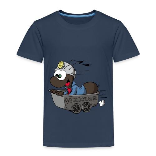 Anton in der Lore - Kinder - Kinder Premium T-Shirt