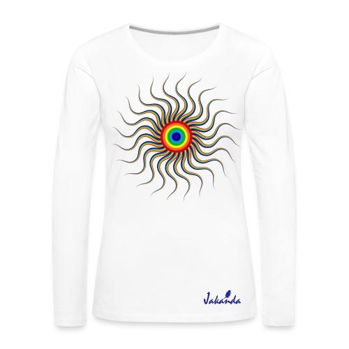Sunala - Frauen Premium Langarmshirt