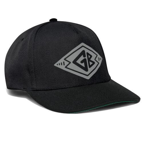 Team Cap Initials #4 - Snapback Cap