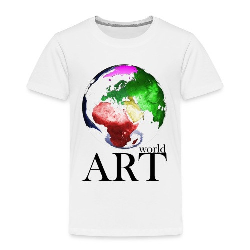 T-Shirt world ART - Kinder Premium T-Shirt