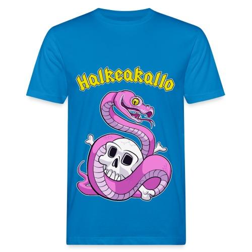 Halkeakallo - Miesten luonnonmukainen t-paita