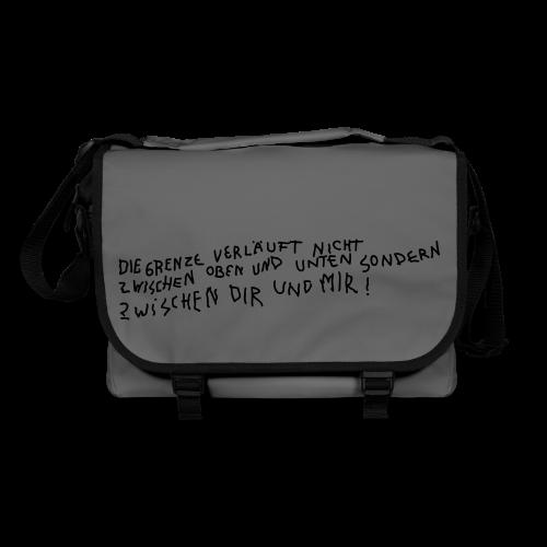 Graffiti: Zwischen Dir und Mir - Umhängetasche