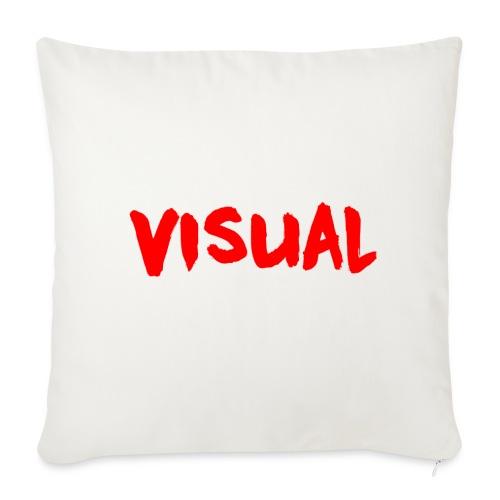 Pillow cover 44x44 - Sofa pillow cover 44 x 44 cm