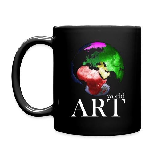 Tasse Word ART - Tasse einfarbig