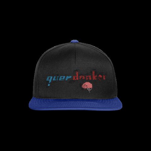 Snapback Cap querdenker - Snapback Cap