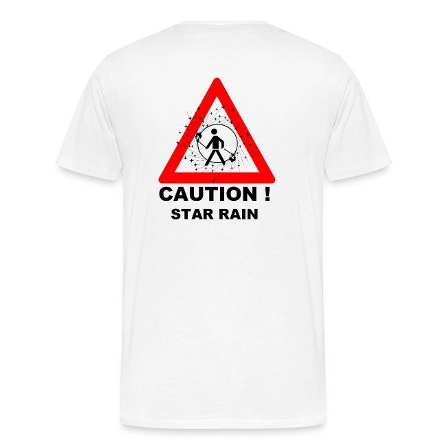 CAUTION! STAR RAIN