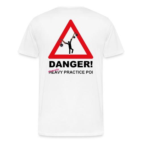 Heavy practice Poi - Männer Premium T-Shirt