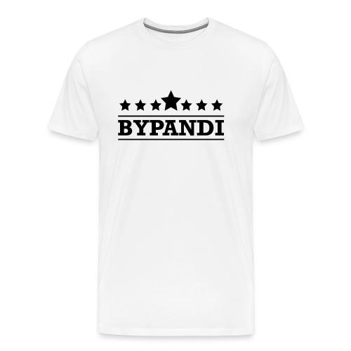 T-SHIRT BYPANDI - Männer Premium T-Shirt