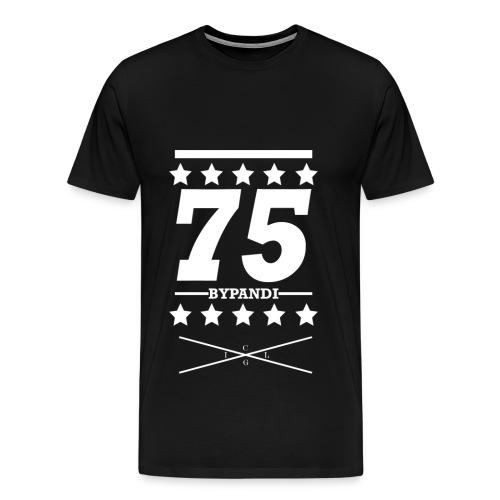 T-Shirt 75 | ByPandi - Männer Premium T-Shirt