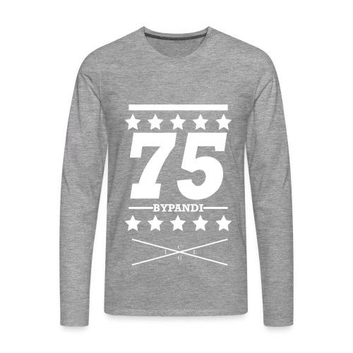 Polo Shirt 75 | ByPandi - Männer Premium Langarmshirt