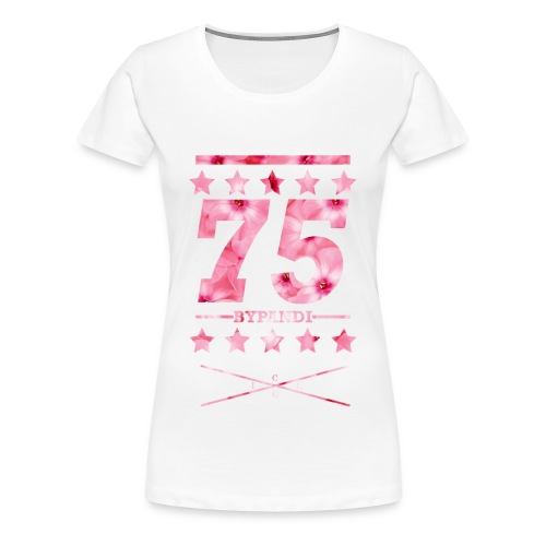 Long T-Shirt 75 College Girls | ByPandi - Frauen Premium T-Shirt