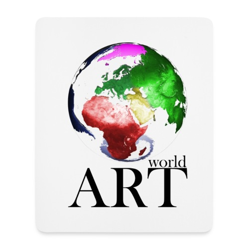 Mousepad world ART - Mousepad (Hochformat)