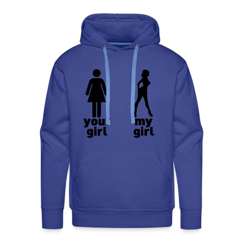 SWEET ITK  HOMME - Sweat-shirt à capuche Premium pour hommes