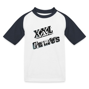 xxl games shirt - Kinderen baseball T-shirt