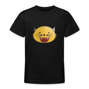 kattenhoofd - Teenager T-shirt