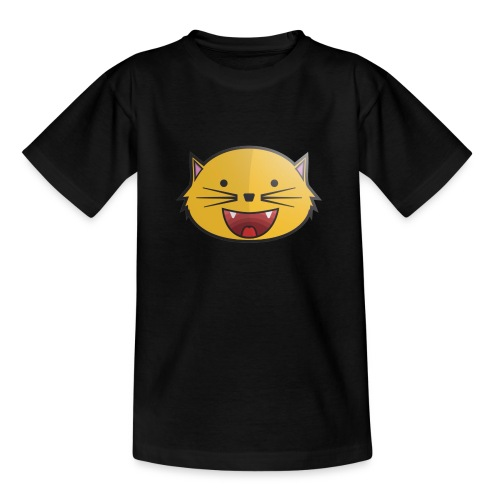 kattenhoofd - Teenager T-shirt