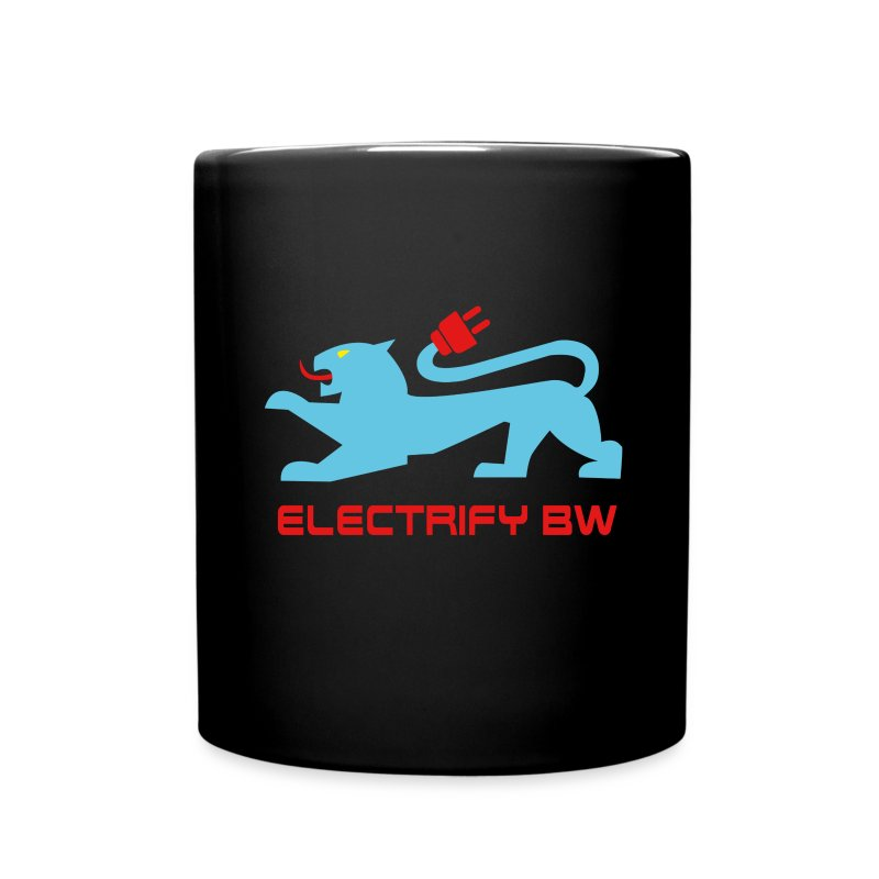 Electrify BW e.V. Kaffeetasse - Tasse einfarbig