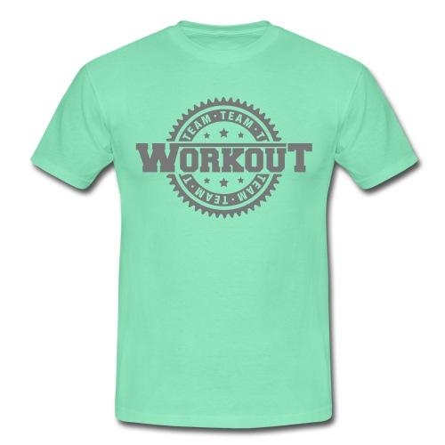 Team Workout Mens Tee - Men's T-Shirt