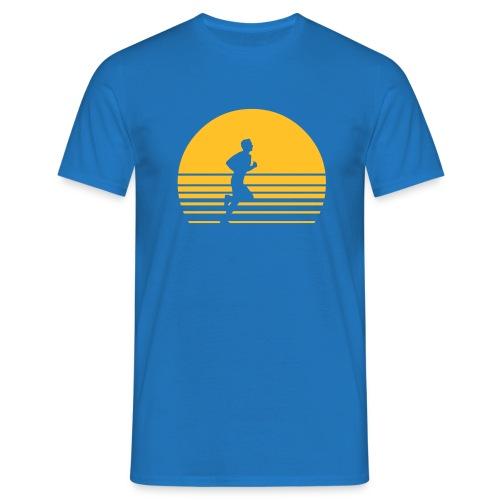 Sunrise Runner Mens Tee - Men's T-Shirt