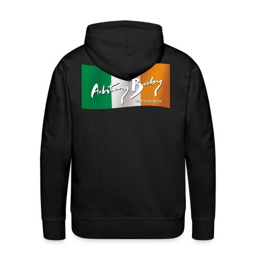 Kapuzenpullover Irlandflagge - Männer Premium Hoodie