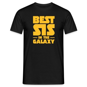 Best Sis In The Galaxy T-Shirts - Men's T-Shirt