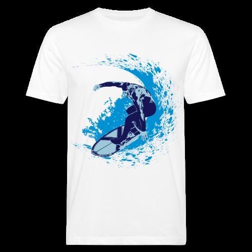 SURFER - Männer Bio-T-Shirt