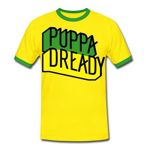 Puppa Dready JamaColor - T-shirt contrasté Homme