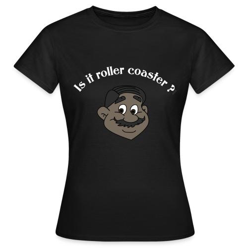 Roller Coaster - T-shirt Femme