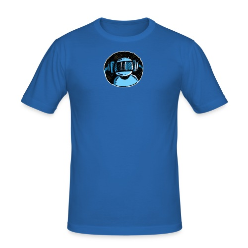 Machine Boy 2016 Logo Mens Slim Fit Tee! - Men's Slim Fit T-Shirt