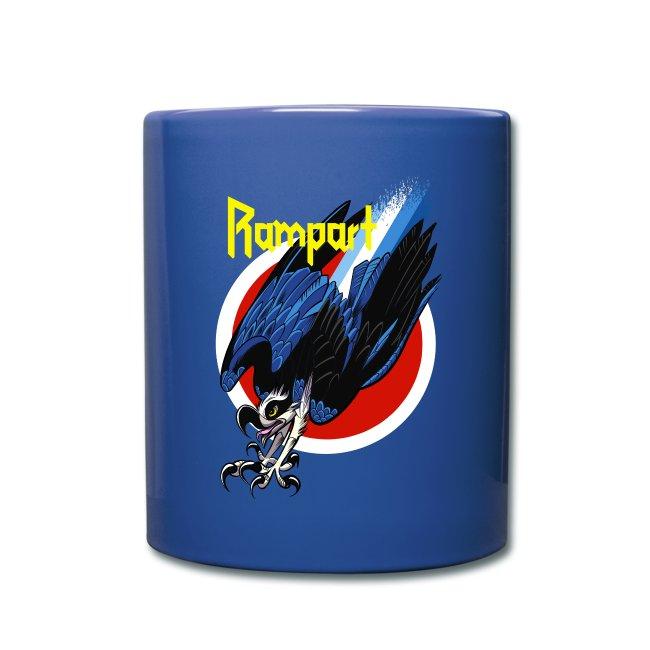 Rampart Osprey Turbo Hawk Mug