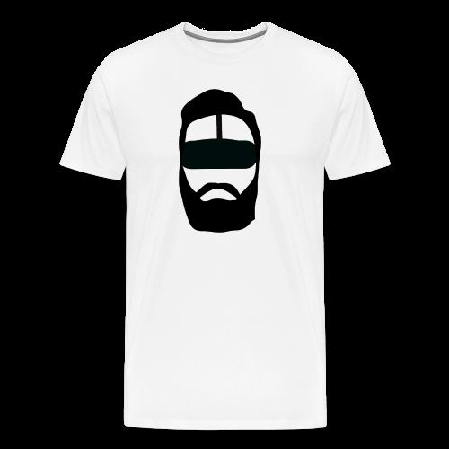 VR-Hipster - Männer Premium T-Shirt