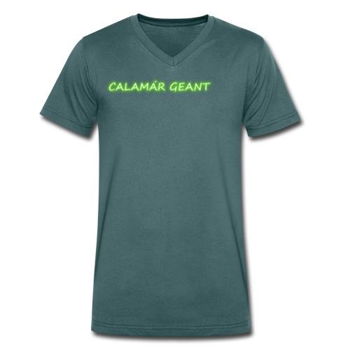 Bio Tshirt Géant ColV LUI - T-shirt bio col V Stanley & Stella Homme