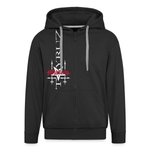 Mjødulv - Men's Premium Hooded Jacket