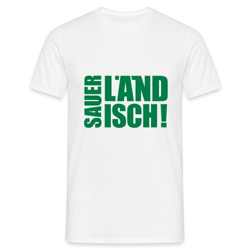 Sauerländisch - Männer T-Shirt