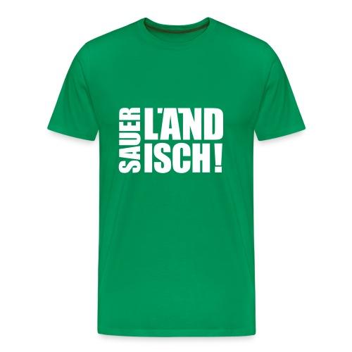 Sauerländisch - Männer Premium T-Shirt
