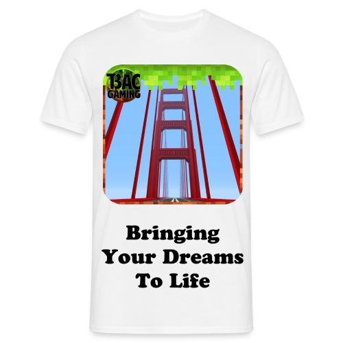 Bringing Your Dreams To Life Standard T-shirt - Men's T-Shirt