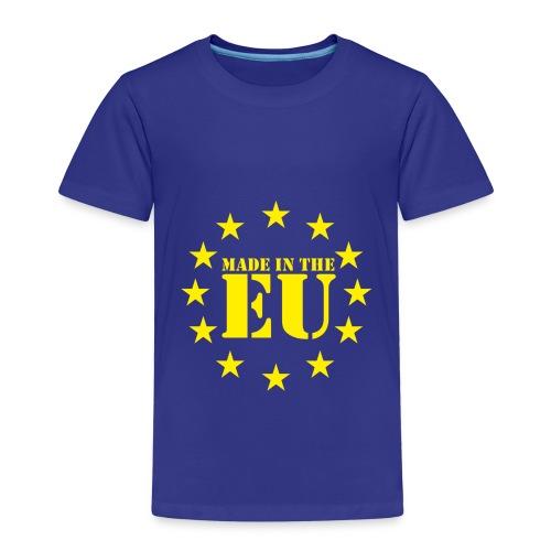KDS-Made In The EU - Kids' Premium T-Shirt