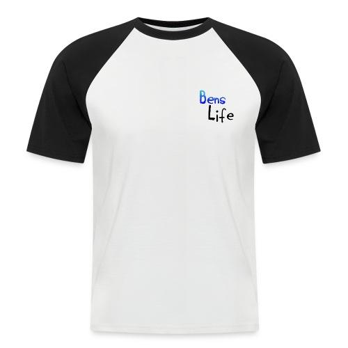 Official Bens Life Baseball T-Shirt - Men's Baseball T-Shirt