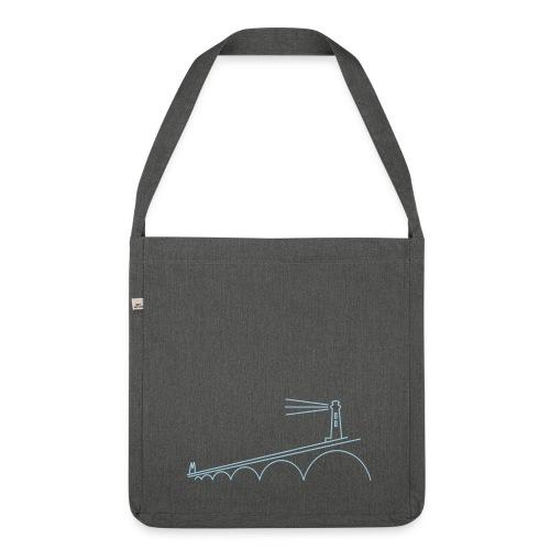 Ehrenfeld Tasche - Schultertasche aus Recycling-Material