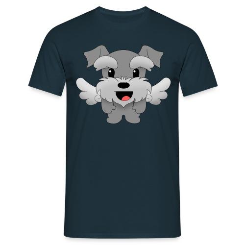 Playera con Doggy - Camiseta hombre