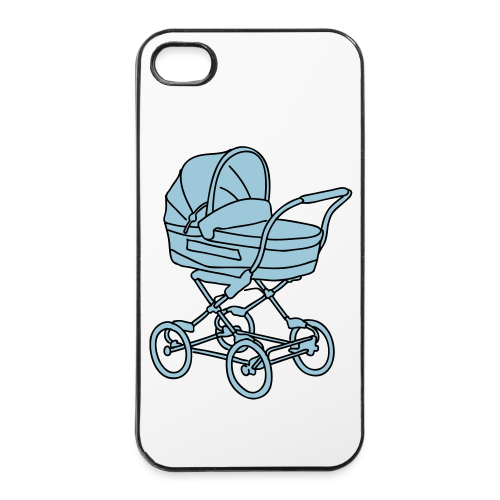 Kinderwagen 2 - iPhone 4/4s Hard Case