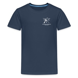 Shirt Scouting P.S.G. 1994-2013 Teenager - Teenager Premium T-shirt