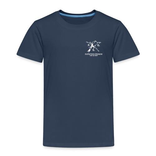 Shirt Scouting P.S.G. 1994-2013 Kinderen - Kinderen Premium T-shirt