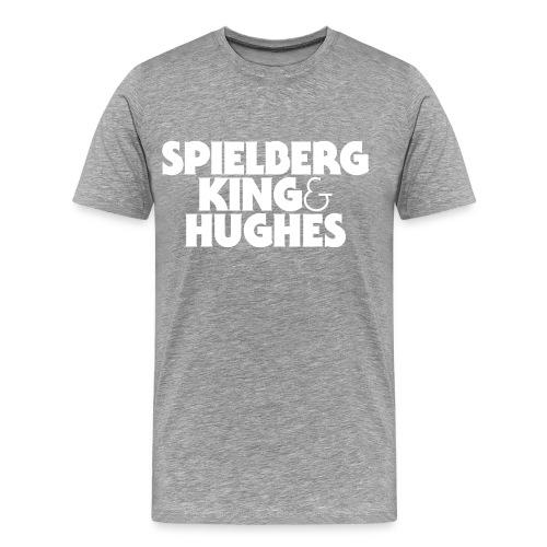 Spielberg King & Hughes - Männer Premium T-Shirt