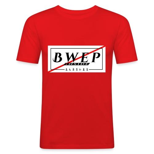 Tshirt BWEP Plate - T-shirt près du corps Homme